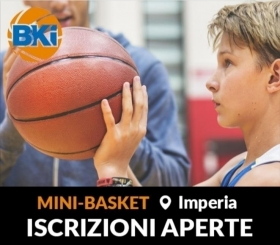Minibasket si riparte -  Imperia Basket  Ass.sp.dil.